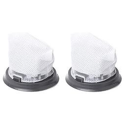 Green Label 2 Pack for Bissell Bolt Vacuum Filter  for XRT P