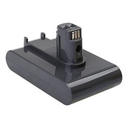 Flylinktech Replacement for Dyson 22.2v 2000mAh Extended Bat