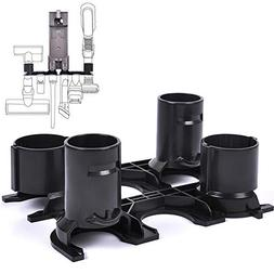 KEEPOW 2 Pack Accessory Holder Docking Station Fit Dyson V6