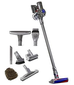 Dyson Animal V6 Fluffy Cordless Vacuum with Attachments  w/