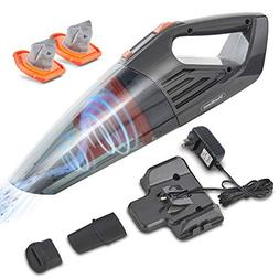 VonHaus Cordless Handheld Vacuum Cleaner with 6 KPA Suction,