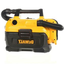 DEWALT 2 Gal. Max Cordless Wet/Dry Vacuum without Battery an