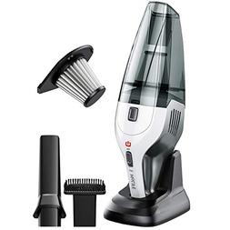 Handheld Vacuum, Cordless Vacuum Cleaner with Stainless Stee