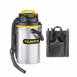 4.5 Gallon Hang-up Stainless Steel Wet / Dry Vacuum