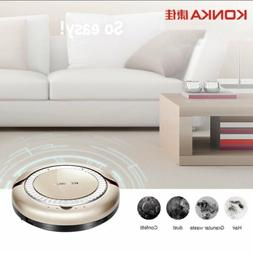 Smart Vacuum Cleaner Cordless Robotic Sweeper Cleaning Machi