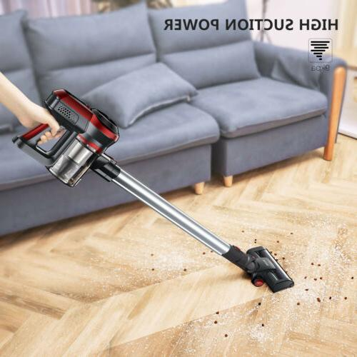 Stick Cleaner Suction Brushless