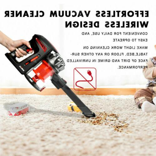 Cordless Stick 2-in-1 Carpet