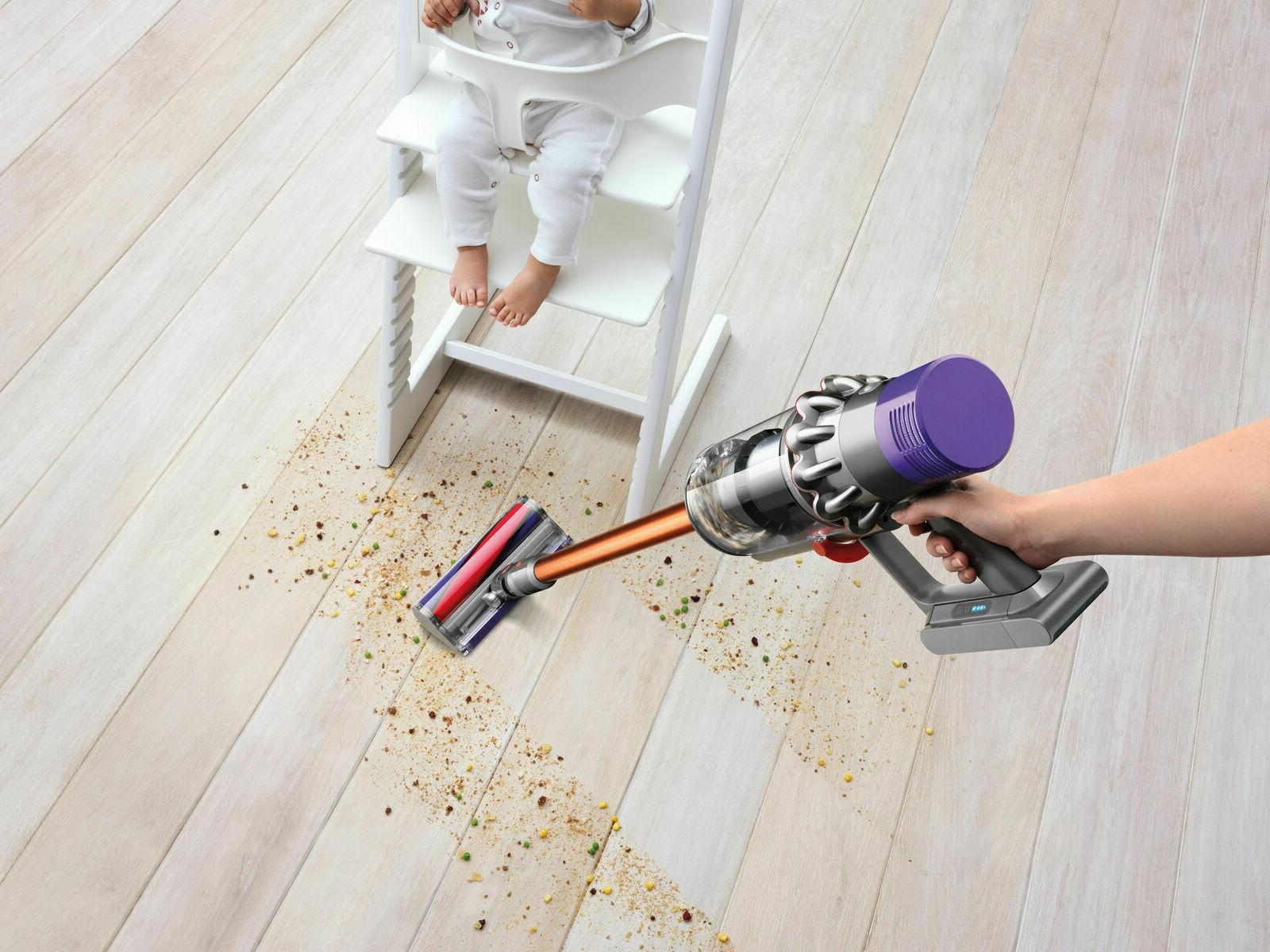 Dyson pro with new