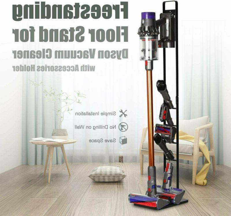 dyson handheld cordless vacuum cleaner stable metal