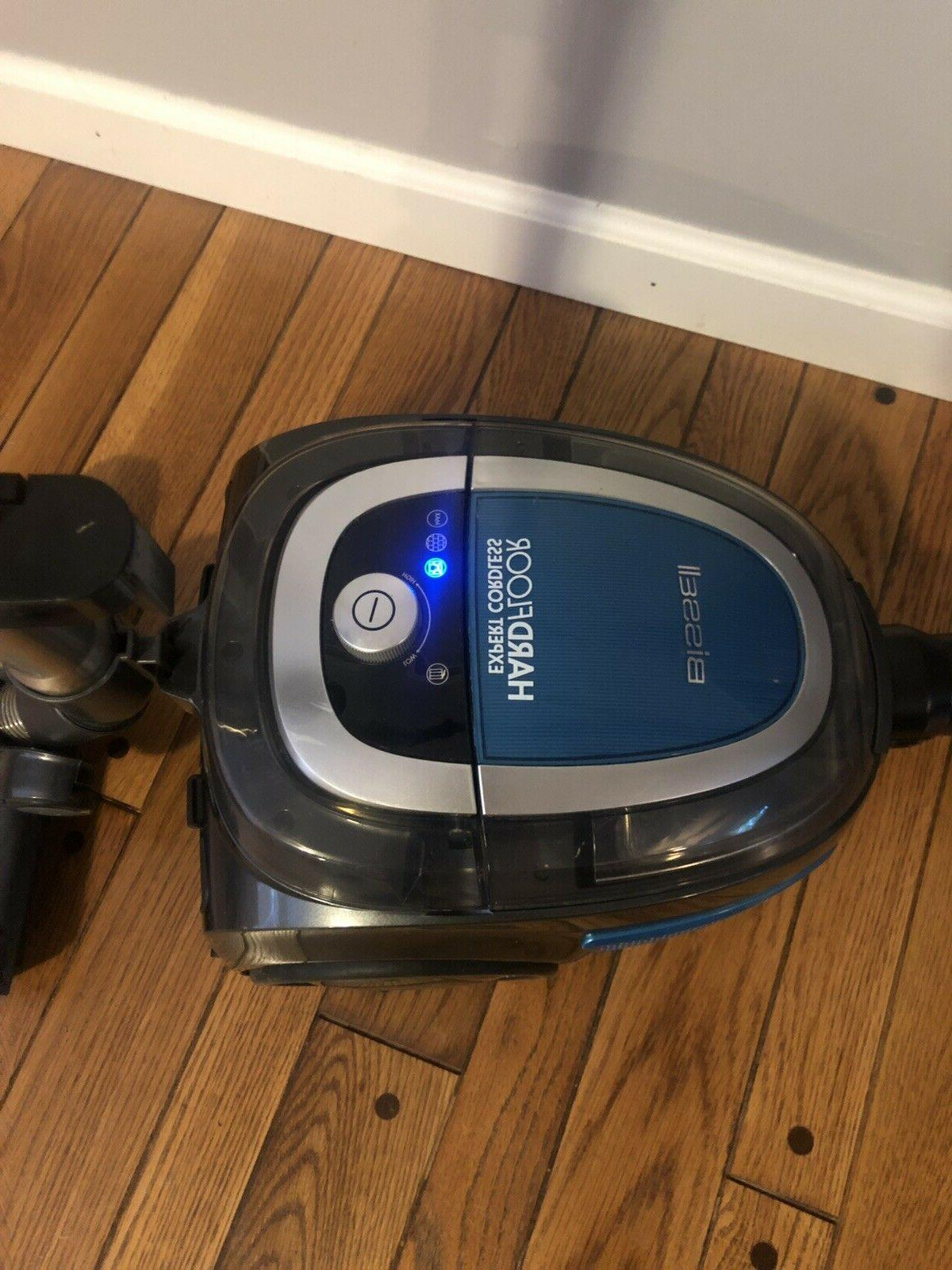 BISSELL Canister Vacuum Working NO