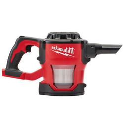 Milwaukee 0882-20 M18 Compact Vacuum  with HEPA Filter New