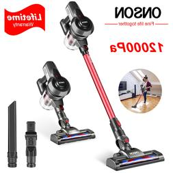 ONSON newest HEPA Cordless Stick Vacuum Best Price AND Servi