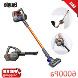 Portable 2-In-1 Cordless Handheld Vacuum Cleaner Stick Vacuu