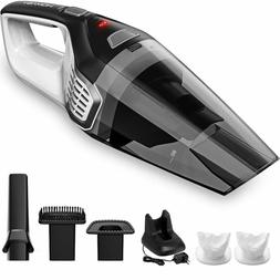 Homasy Portable Handheld Vacuum Cleaner Cordless, Powerful C