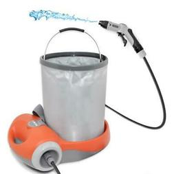 Pure Clean Travel Outdoor Portable Spray Pressure Washer Cle