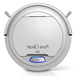 Pure Clean Robotic Vacuum Cleaner - Robot Home Cleaning for