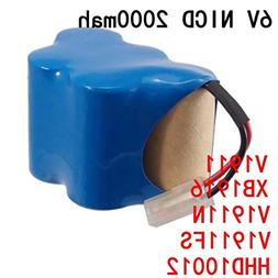 Replacement Battery For Shark XBT1106N XBT1106 V1945Z XB2950