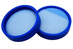 Green Label 2 Pack Replacement Filter for Hoover Air Cordles