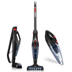 Deik Vacuum Cleaner, Cordless Vacuum Cleaner 2 in 1, Lightwe