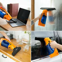 Vacuum Cleaner Squeegee Electric Wet Use and Dry Battery of