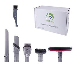 I clean Replacement Dyson V6 Attachments 5packs, Accessory P