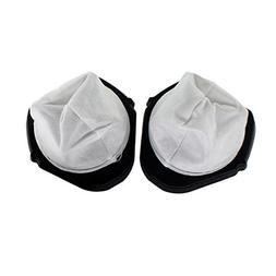 AISEN Pack of 2 Washable Dust Cup Filter for Shark XSB726N S